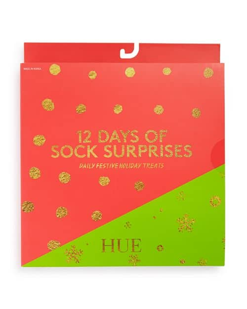 HUE Socks Advent Calendar