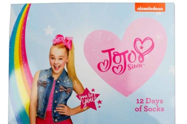 JoJo Siwa Socks Advent Calendar