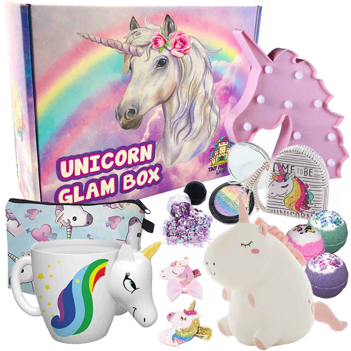 Unicorn Glam Box