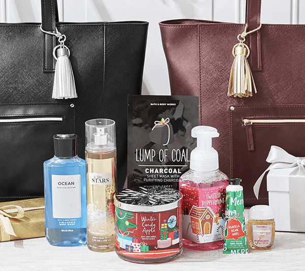 Bath & Body Works VIP Tote