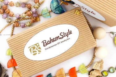 BohemStyle Diy Jewelry Box Subscription