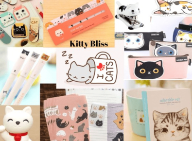 Kitty Bliss by Paper Kitty