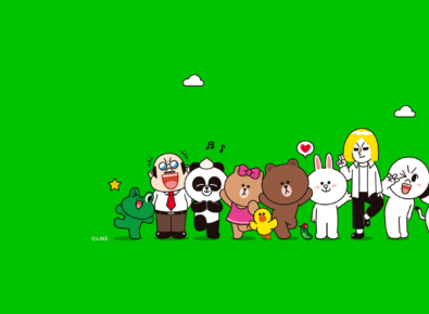 LINE Friends Box