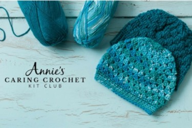 Annie's Caring Crochet Kit Club