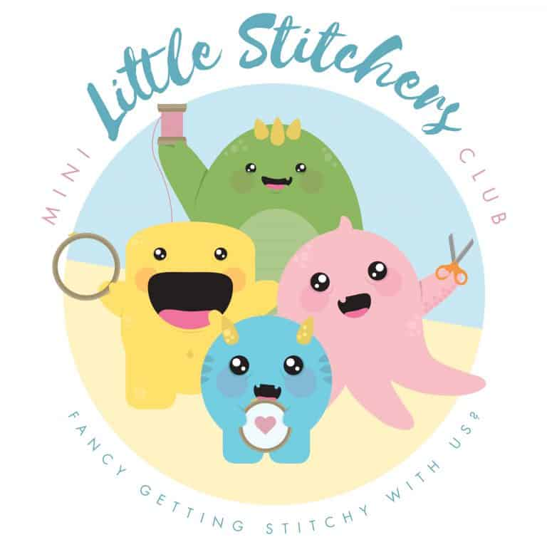 The Geeky Stitching Co Mini Little Stitcher's Club