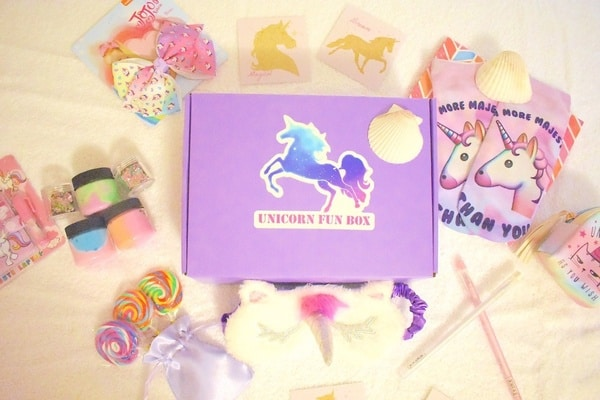 Unicorn Fun Box