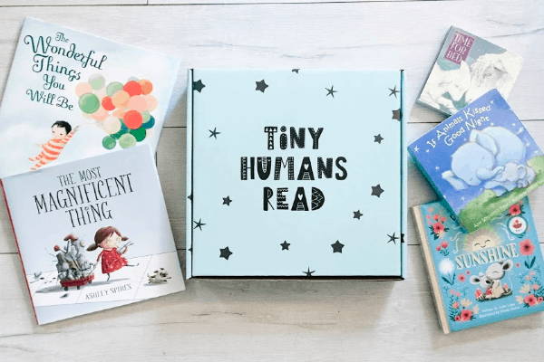 Tiny Humans Read