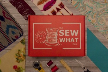 TaylarMade Tailoring Sew What Box