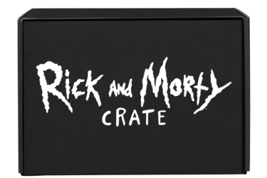Rick and Morty Crate