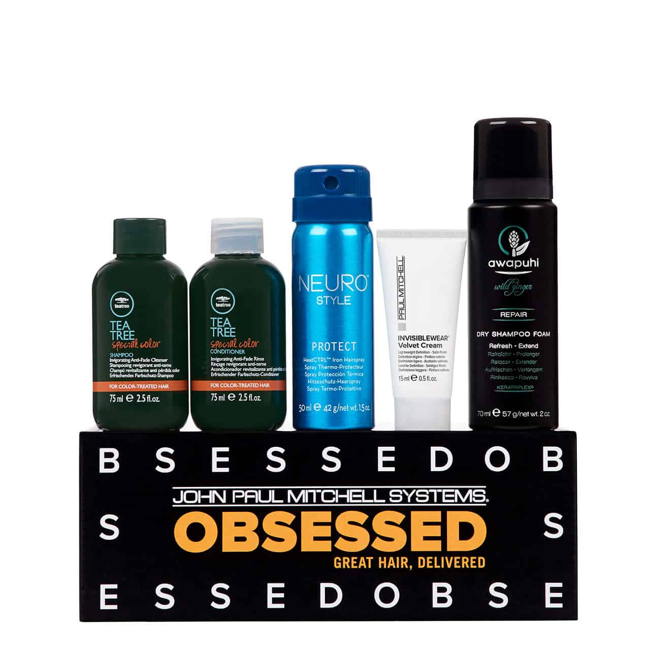 Obsessed Box By Paul Mitchell