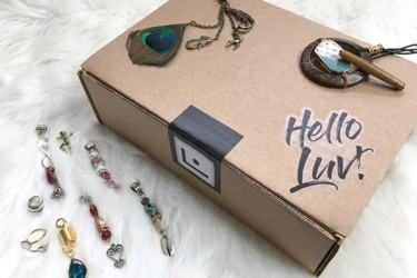 Hair Jewelry of the Month Club
