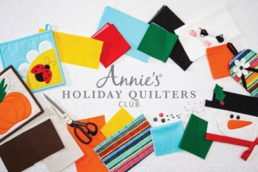 Holiday Quilters Club