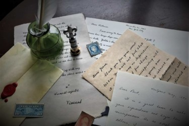 Letters from Legends