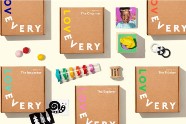 Baby Play Kits by Lovevery