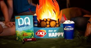 DQ Box of Happy