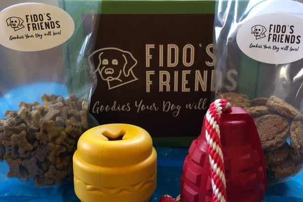 Fido's Friends Goody Box