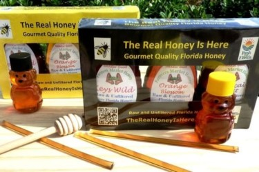 The Real Honey is Here