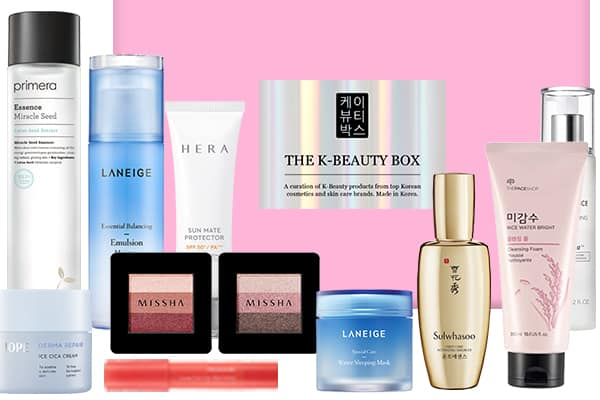 The K-Beauty Box