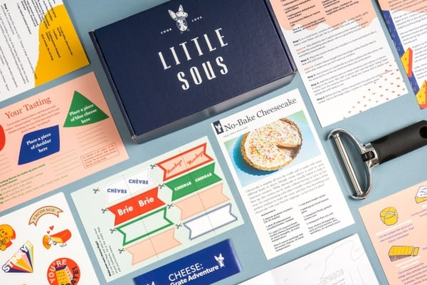 Little Sous Creative Cooking Boxes