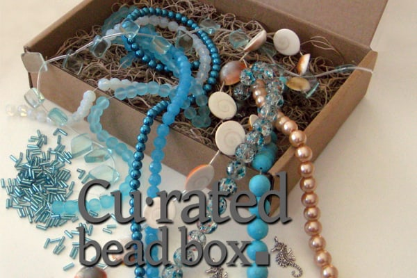 Curated Bead Box