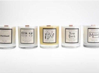 Olfactorie Candles