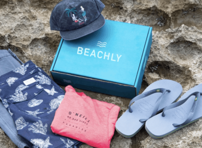 Beachly Men's Box
