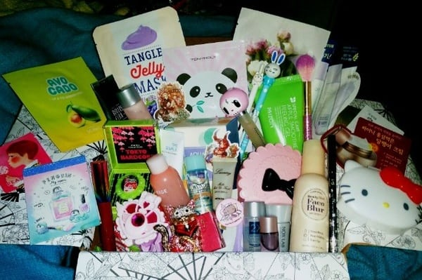 Koneko Glam Kawaii Beauty Box