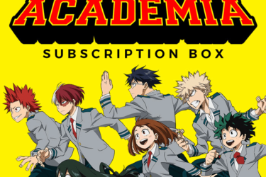 My Hero Academia Subscription Box