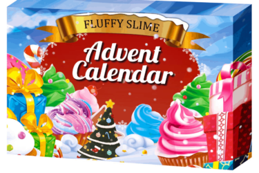 Fluffy Slime Advent Calendar