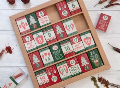 Marvling Bros Chilli Advent Calendar