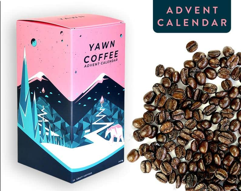 Yawn Coffee Advent Calendar
