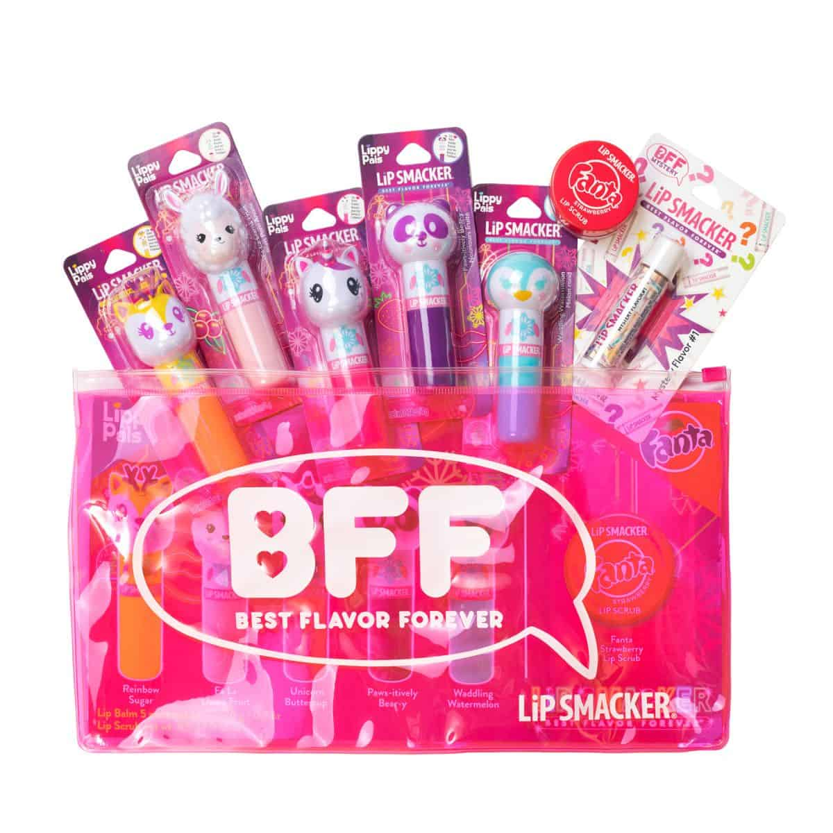Lipsmacker BFF Lip Balm Subscription