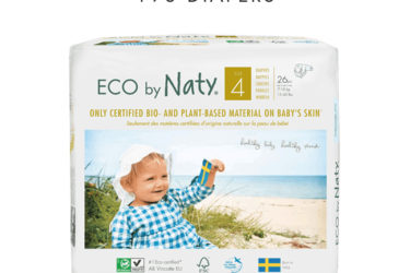 Eco by Naty Diaper Subscription