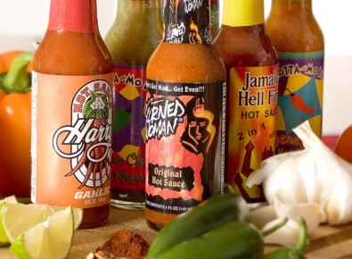 Amazing Clubs Hot Sauce of the Month Club