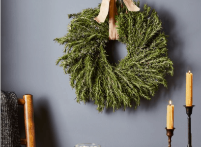 Creekside Farms Cooking Dried Herb Wreath Subscription