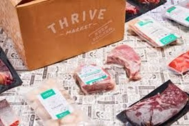 Thrive Market Meat & Seafood