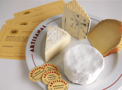 Artisanal Cheese of the Month Club