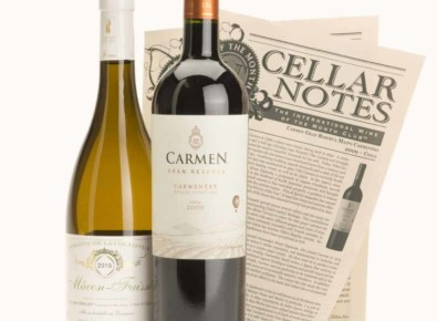 International Wine Club of the Month